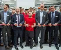 Neue Ausbildungsstätte: PERI eröffnet neues Ausbildungszentrum
