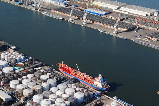 Nachhaltigkeit: Hafen Antwerpen will Kohlenstoffdioxid-Ausstoß reduzieren