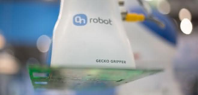 Gecko Greifer