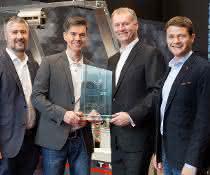 Kommissionier-Arbeitsplatz: TGW mit Innovationspreis Ergonomie ausgezeichnet