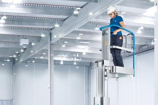 Arbeitssicherheit: Zarges: Erste eigene Hubarbeitsbühne Anfang 2020