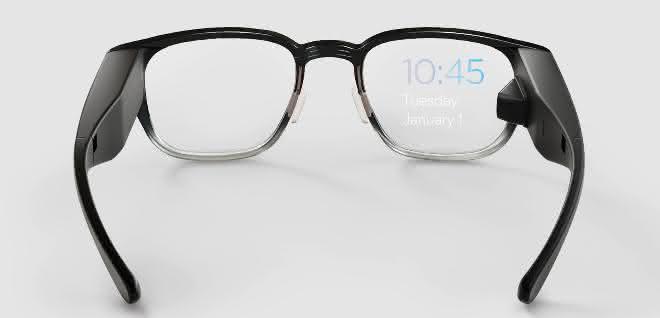 Augmented-Reality-Datenbrille Focals von North