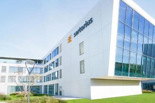 Der Sartorius Campus in Göttingen