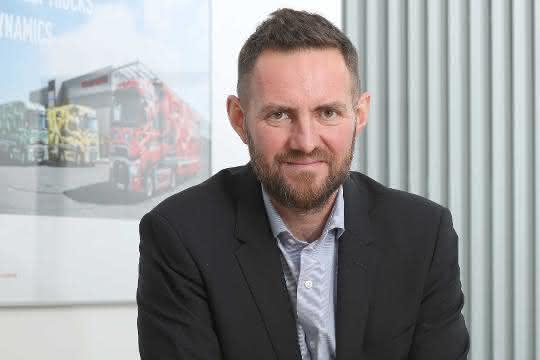 Neue Unternehmensstruktur: Frederic Ruesche Geschäftsführer von Renault Trucks Deutschland