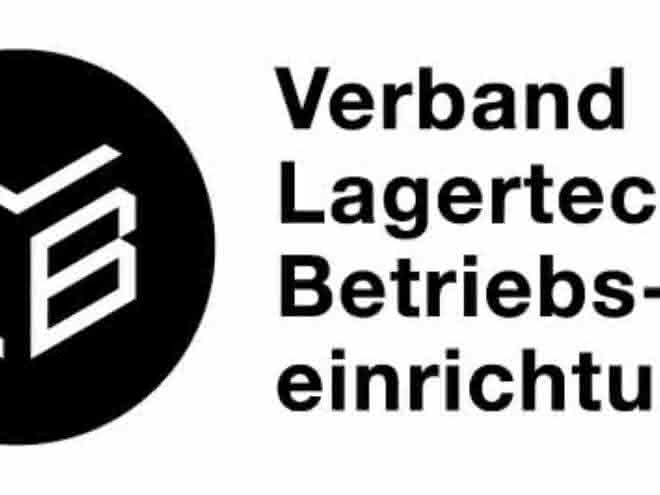 Verband für Lagertechnik und Betriebseinrichtungen präsentiert neues Logo