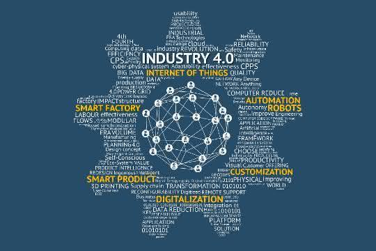 Repräsentative Umfrage: Chemie und Pharma sind gegenüber der Digitalisierung aufgeschlossen