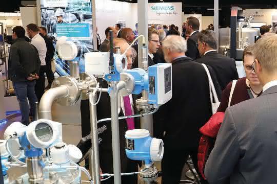 Spezialmesse: Prozess- und Fabrikautomation in Frankfurt