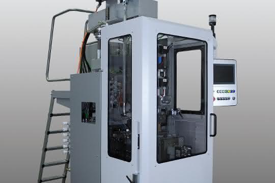 Die Maschinen werden in Modulbauweise den Kundenwünschen angepasst.