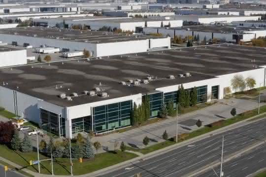 DB Schenker betreibt Porsche-Ersatzteilzentrum in Kanada