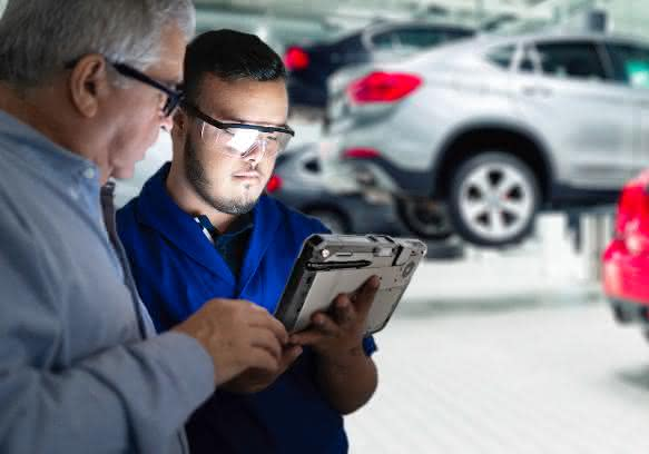 BMW Group entscheidet sich für Getac