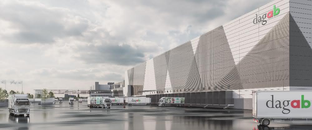 Witron realisiert Omnichannel-Logistikzentrum für Axfood