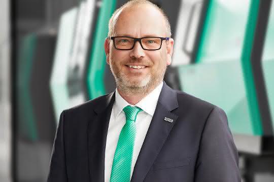 Guido Frohnhaus hat zum 1. Januar 2020 die Position des technischen Geschäftsführers bei Arburg übernommen.