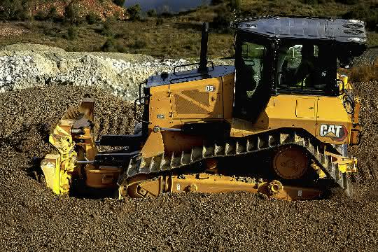Cat Dozer D5: Neue Dozergeneration bei Caterpillar