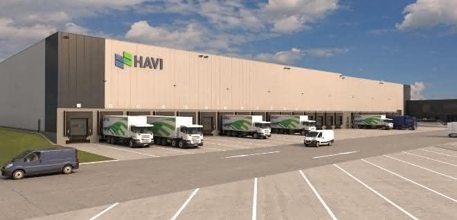 Neuer Standort: HAVI eröffnet Logistikzentrum in Wunstorf
