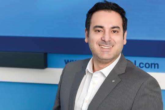 Bariş Yücel, Geschäftsführer von Schmersal Turkey