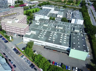 Walter Produktion in Frankfurt
