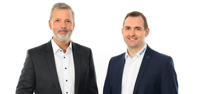 Werner Berens (li.) und Michael Lambert setzen auf weiteres Wachstum.