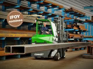 Combilift in zwei Kategorien für den IFOY Award 2020 nominiert