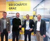 Healthcare: Bewährte Zusammenarbeit fortgesetzt: SSI Schäfer und BD Rowa verlängern Kooperation