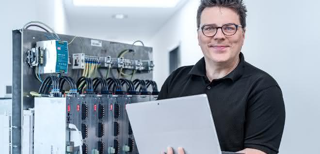 Der Mehrkanal-Leistungssteller als kompakte Baugruppe für verschiedene Anwendungen.
