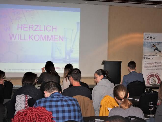 Vorträge, Workshops  und gute Gespräche: LABO Anwendertag Elementanalytik