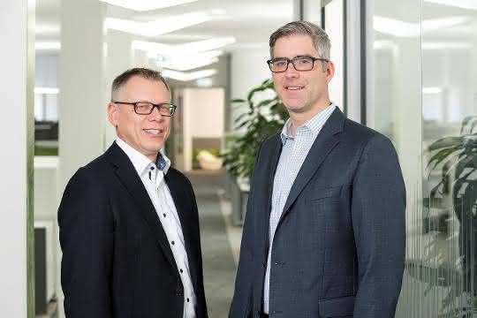 Thomas Weis und Mark Furtwängler