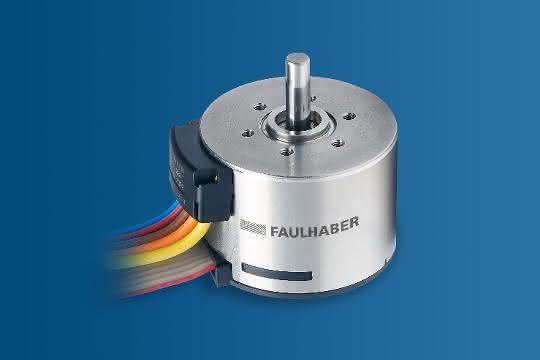 Integrierter Encoder für Flachmotoren