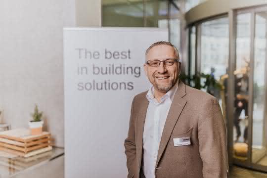 Volkmar Templin leitet Vertrieb Hochbau bei Sievert