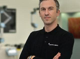 Neuer Regional Sales Manager D/A/CH für Universal Robots