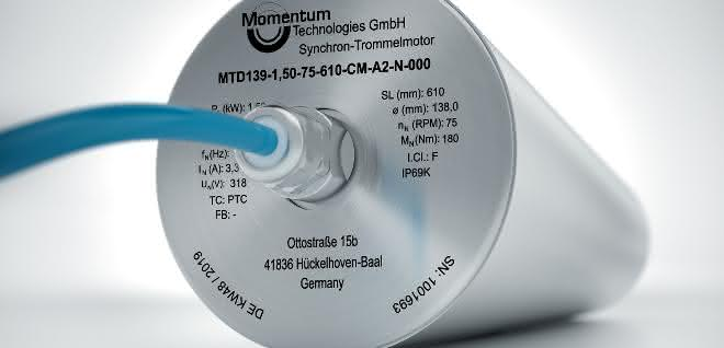MTD139 Synchron-Trommelmotor