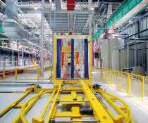 LogiMAT 2020: Schnelllauftor von Efaflex für den Innenbereich