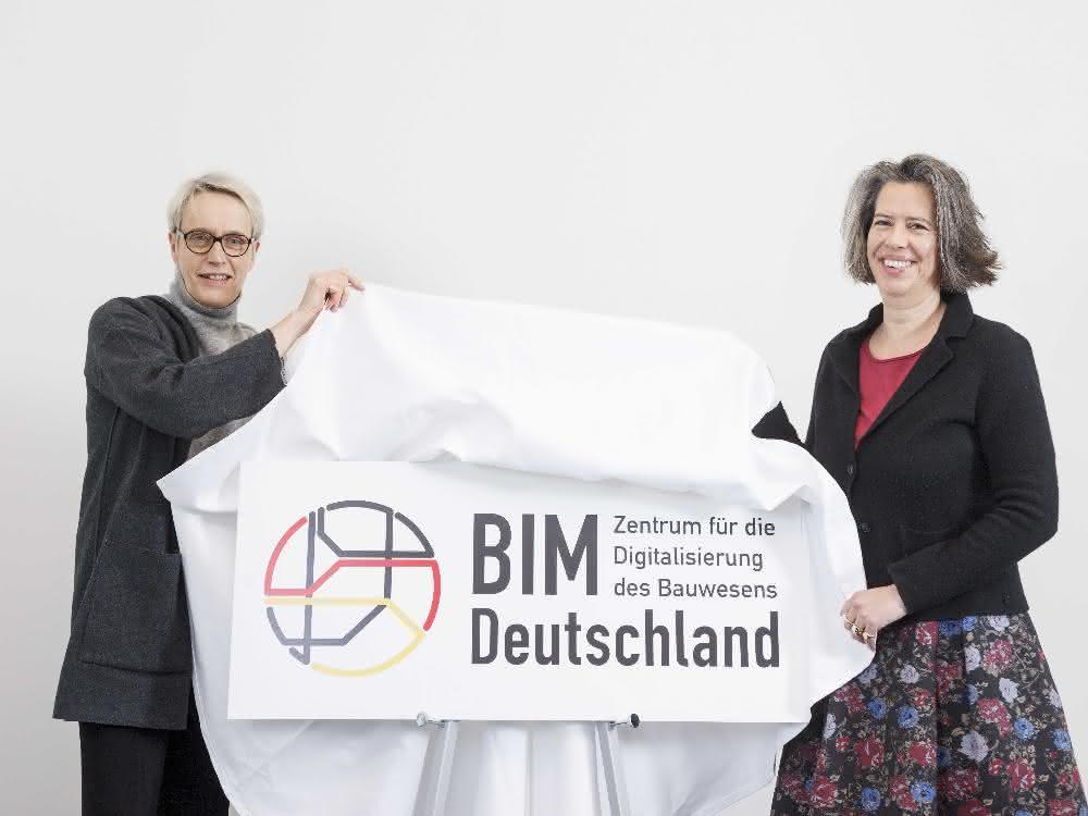 """Digitalisierung beim Bau: """"BIM Deutschland"""" eröffnet"""