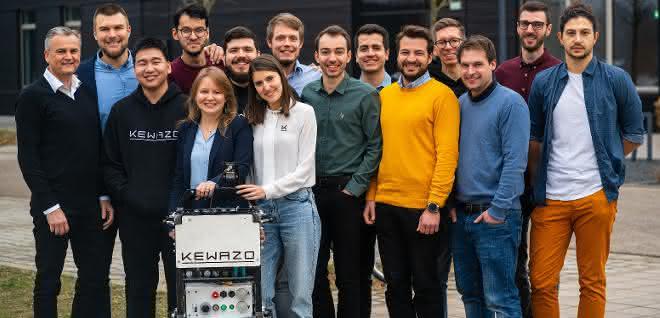 Weitere Finanzierungsrunde für Kewazo