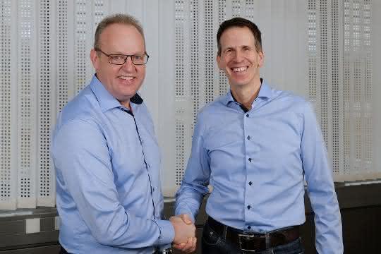 Das neue Vorstands-Duo von Engelsmann.