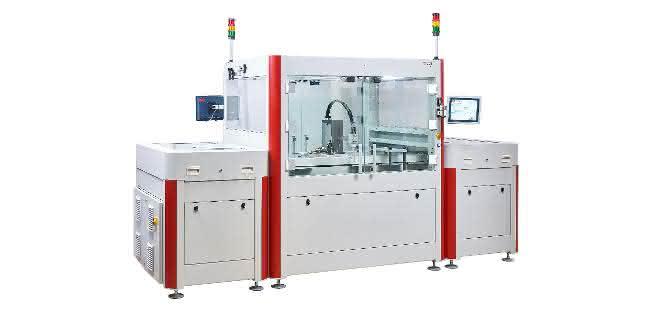 Montagelinie: Magnetische Produktion