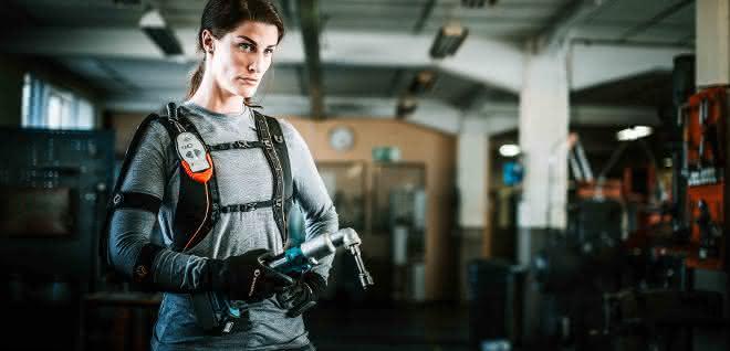Bionik-Handschuh Ironhand