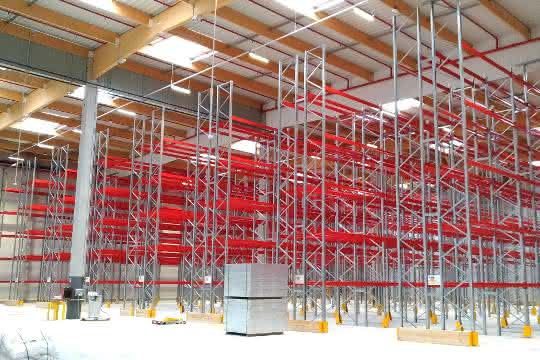 Logistikzentrum auf 13.500 Quadratmeter: Effizienteres Handling von Ersatzteilen