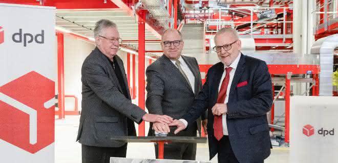 45 Millionen Euro für neuen DPD-Standort: Neues DPD-Paketsortierzentrum bei Augsburg