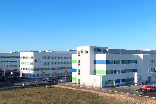 ifp Institut für Produktqualität: Gebäudeansicht