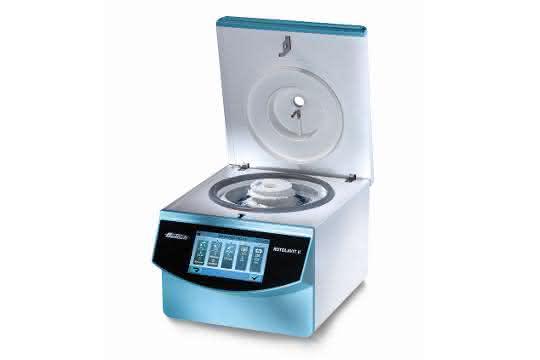Waschzentrifuge Rotolavit II