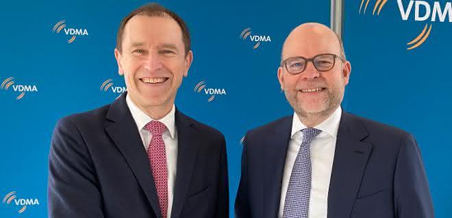 Gordon Riske führt den VDMA-Fachverband Fördertechnik und Intralogistik