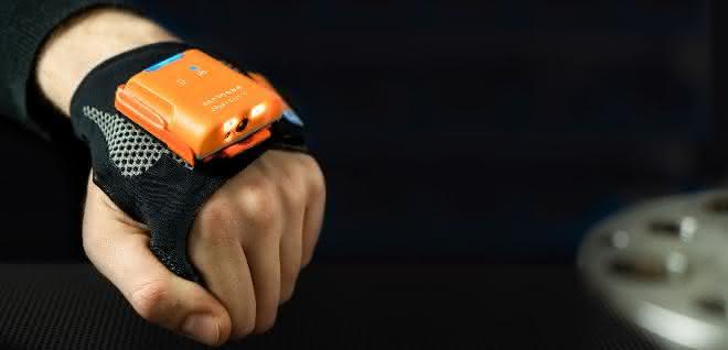 Handschuhscanner: TTI Europe spart Zeit mit ProGlove