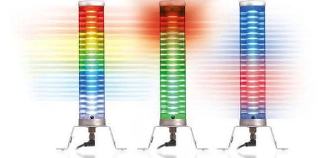 IO-Link-Signalleuchte SmartLight