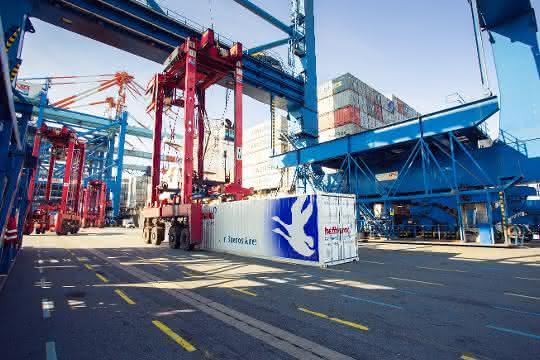 Seefracht: Hellmann und BusinessCode entwickeln neues Tracking-Tool