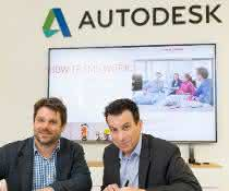 Digitalisierung am Bau: Strabag und Autodesk arbeiten enger zusammen