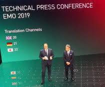 Dr.-Ing. Masahiko Mori und Christian Thönes, DMG Mori