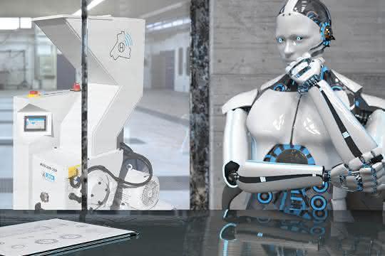 Smart-Control-Steuerung für Schneidmühlen wurde für den PRS Innovation Award nominiert