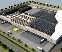 TGW errichtet Logistikzentrum für Fource