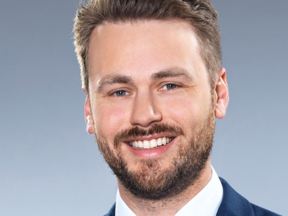Florian Eckert ist neuer Geschäftsbereichsleiter