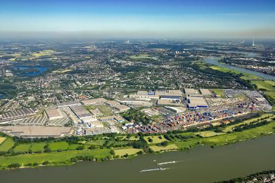 duisport: Rückläufiger Güterumschlag im Duisburger Hafen